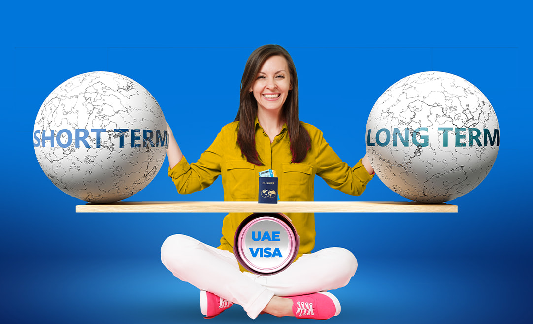 Difference Between Short Term And Long Term UAE Visa: Know Your Type
